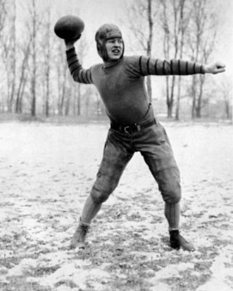 Curly Lambeau - Lambeau with the Packers, 1919.