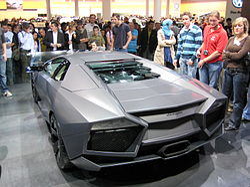 Lamborghini Revent 243 N Wikipedia La Enciclopedia Libre