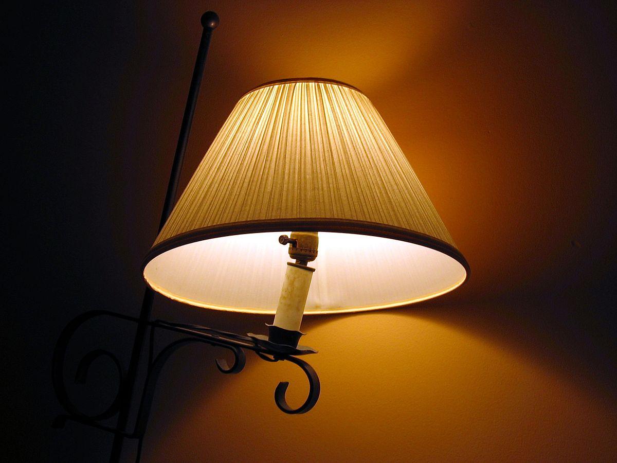 Efterstræbte Lampe - Wikipedia, den frie encyklopædi RS-45