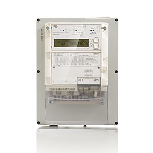 Landis+Gyr - Image: Landis+Gyr S650 SCADA Smart Grid Terminal