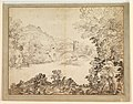Landscape with a Bridge and Two Figures MET DP820513.jpg