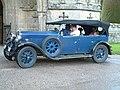 Lanhydrock, A Vintage Car - geograph.org.uk - 211231.jpg