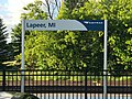 Lapeer Michigan Amtrak Station 3709.jpg