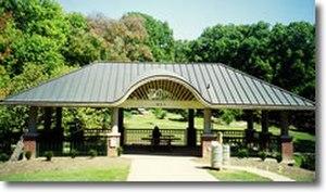Latta Park (Charlotte, North Carolina) - Latta Park Pavilion