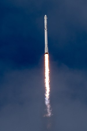 Birds-1 - SpaceX launch of CRS-11 with Birds-1 onboard