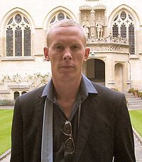 Laurence Fox in Oxford, 2008