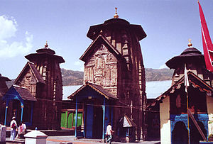 Chamba district - Laxminarayan temple of Chamba