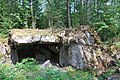 Le7 bunker of Mannerheim line.JPG