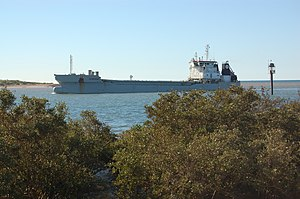 Le Sphinx at Port Hedland, 2012 (2).JPG