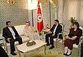 Le chef de la diplomatie reçoit le président général du Fonds d'Abou Dhabi pour le développement (6886714049).jpg