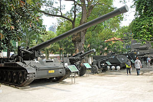 War Remnants Museum - Image: Le musée des Souvenirs de guerre (Hô Chi Minh Ville)