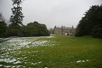 Bowland-with-Leagram - Image: Leagram Hall geograph.org.uk 136139