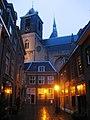 Leiden at dusk (3070736167).jpg