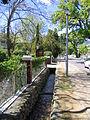 Leiwater in van Riebeeck Street.JPG