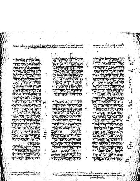 Leningrad Codex Pdf