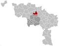 Lens Hainaut Belgium Map.png