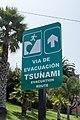 Letrero vía de evacuación tsunami, Viña del Mar 20200120 68.jpg