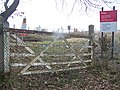Level crossing in Green Farm - geograph.org.uk - 1200412.jpg