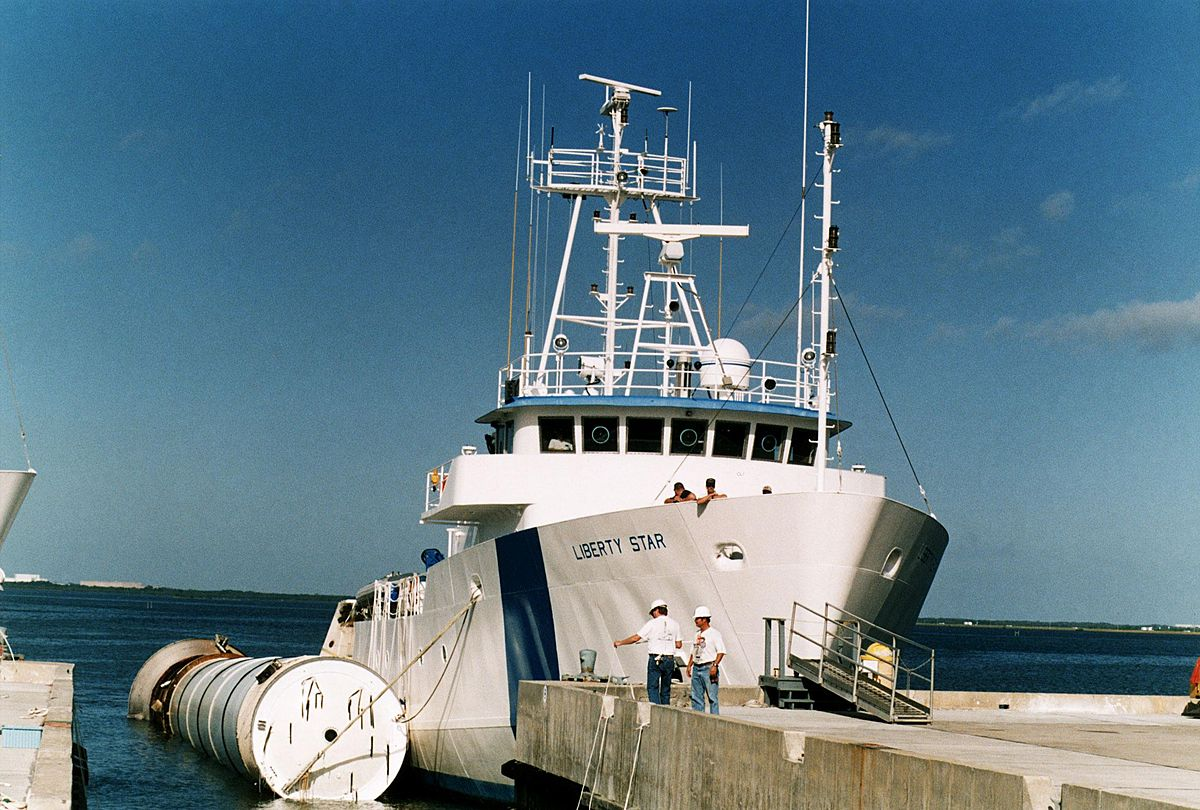 nasa recovery ship - photo #4
