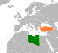 Libya Turkey Locator.png
