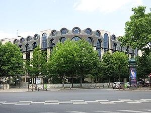 Neuilly-sur-Seine - Liceo Español Luis Buñuel