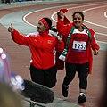 Lilia and Najat El Garaa F40 discus throwers.jpg