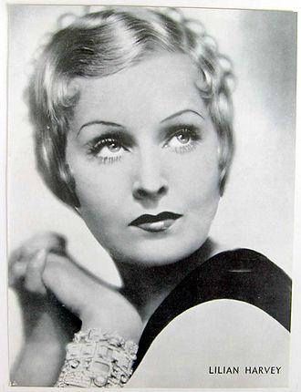 Lilian Harvey - Lilian Harvey in 1932