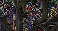 Lincoln Cathedral, Bishop's eye window detail (S.35) (27378730816).jpg