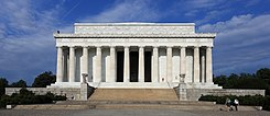 Lincoln Memorial east side.JPG