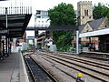 Lincoln railway station, England - DSCF1311.JPG