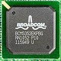 Linksys WRT54GL v1.1 - board - Broadcom BCM5352EKPBG-2445.jpg