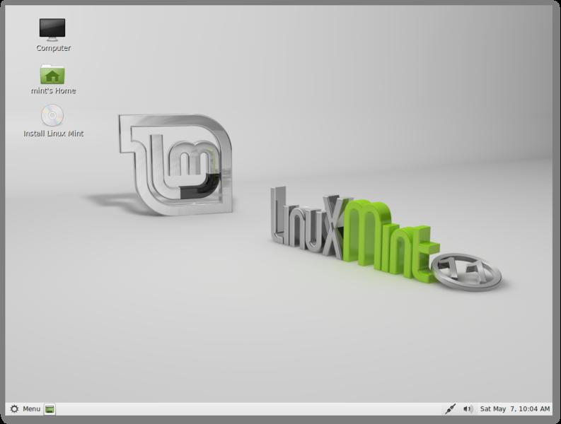 LinuxMInt 11