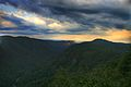 Linville Gorge Sunset.jpg