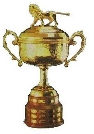 Lion Cup - Image: Lion cup