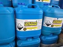 Chlorine wikipedia - Dangers of chlorine in swimming pools ...