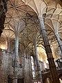 Lisboa, Igreja de Santa Maria de Belém, abóbada (14).jpg