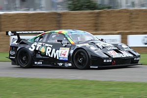 Lister Cars - A Lister Storm race car