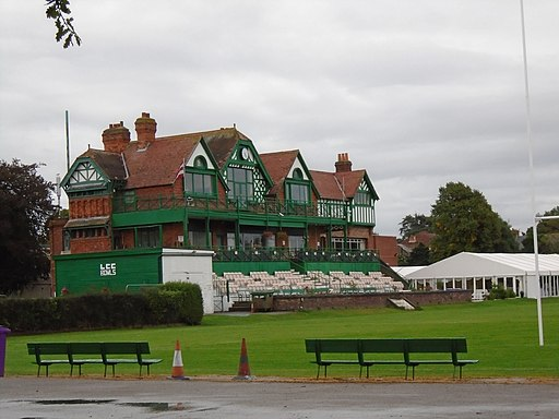 Liverpool Cricket Club pavilion 2