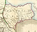 Lizars Mexico & Guatimala 1836 UTA (detail of Texas).jpg