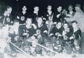 Local Hockey Team late 1950s, Promoting Mine (16226062998).jpg