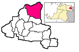 Benda, Tangerang Town and district in Banten, Indonesia