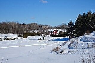 Lochaber-Partie-Ouest, Quebec Township municipality in Quebec, Canada
