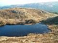 Lochan below Beinn Dubh Airigh - geograph.org.uk - 114214.jpg