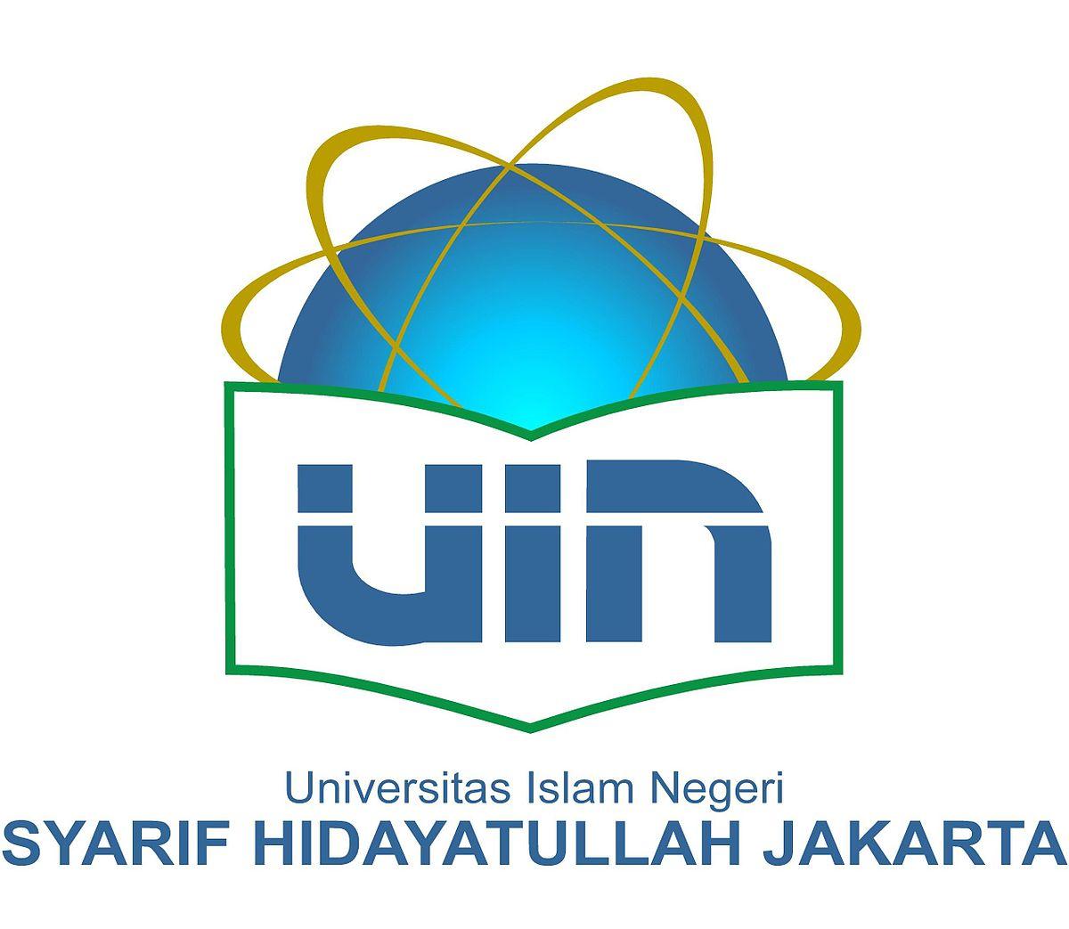 Logo Uin Syarif Hidayatullah Jakarta Wikipedia