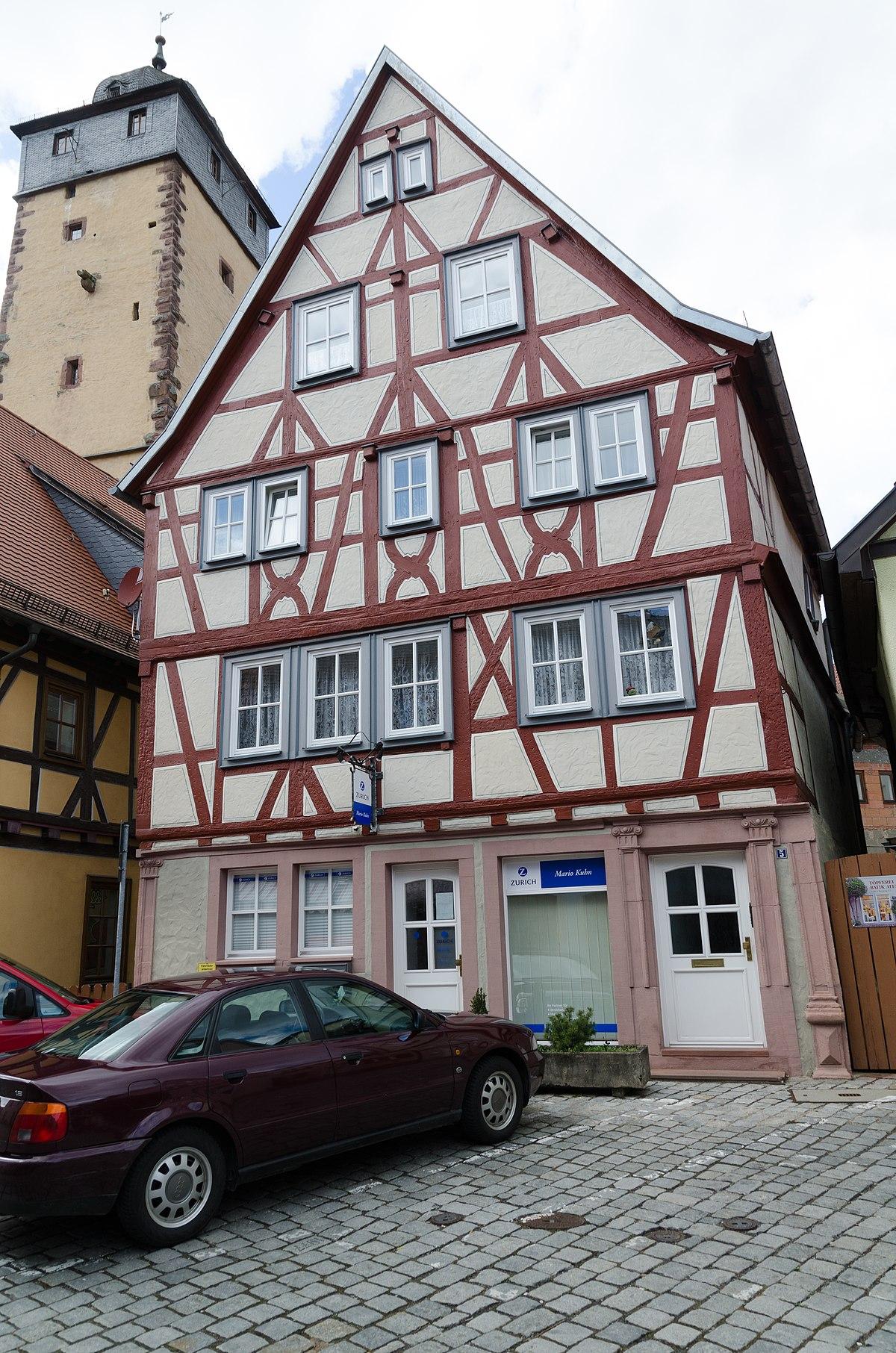 File:Lohr am Main, Fischergasse 5-001.jpg - Wikimedia Commons