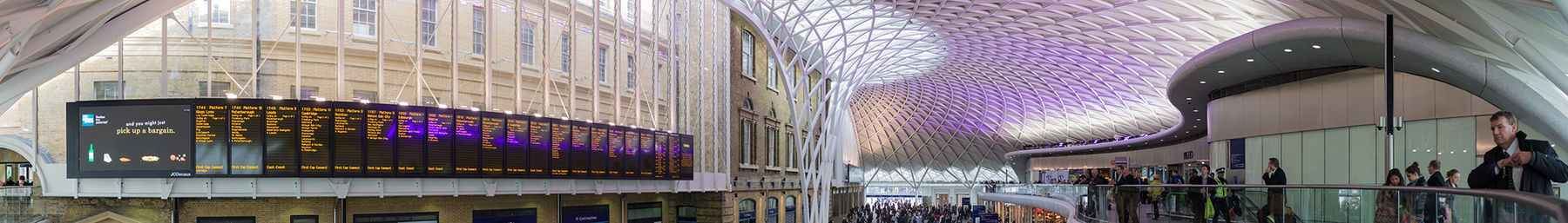 London banner King's Cross Western Concourse.jpg