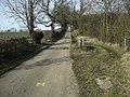 Long Buckby-Lodge Lane - geograph.org.uk - 1738177.jpg