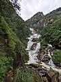 Looking up to Raawana Falls.jpg