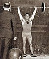 Louis Hostin, champion olympique mi-lourds en 1932 à Los Angeles.jpg