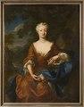 Lovisa Dorotea Sofia, 1680-1705, prinsessa av Preussen (Herman Hendrik Quiter d.y.) - Nationalmuseum - 15849.tif